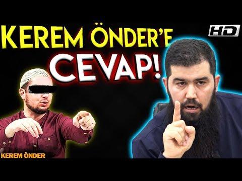 Kerem Önder'e Ebu Haris'den CEVAP GELDİ!   Ey Zındık Kerem!