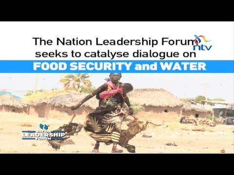 Food and Water Security - NMG Leadership Forum