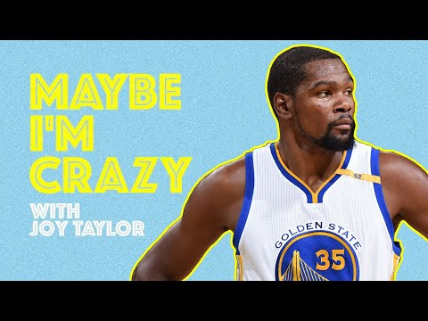 Kevin Durant's Internet Problem | Episode 02 | MAYBE I'M CRAZY