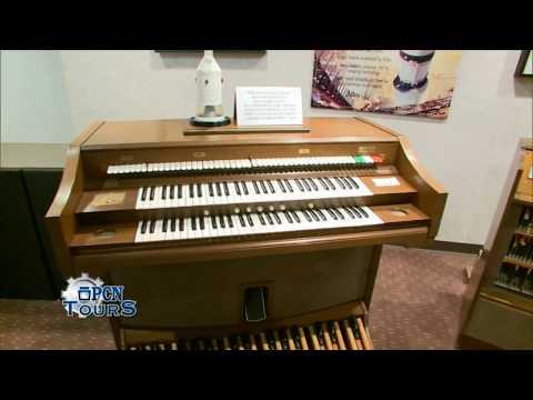 Allen Organ - Jerome Markowitz Memorial Museum Tour