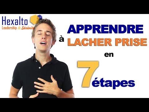 Apprendre à lacher prise en 7 étapes - Hexalto