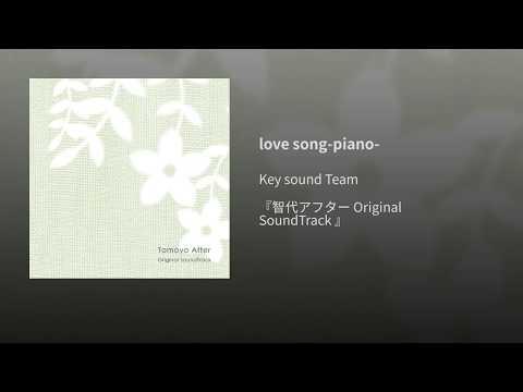 love song-piano-