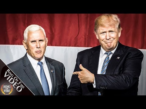 """Why Trump Thinks Mike Pence Is A """"Low Class Yokel"""""""