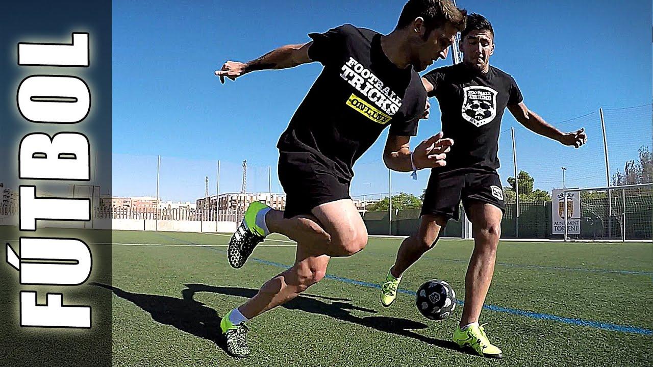 Caño Túnel De Ruleta Para Fútbol 11 Vídeos Jugadas Y Trucos De Fútbol Sala Street Soccer Youtube