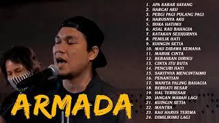Armada Full Album - Tanpa Iklan - Armada Band Full Album 2021 - Harusnya Aku - Awas Jatuh Cinta\x5bHot\x5d