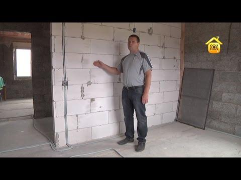 видео: Дом из арболита. Проблемы и решения_2 // forumhouse