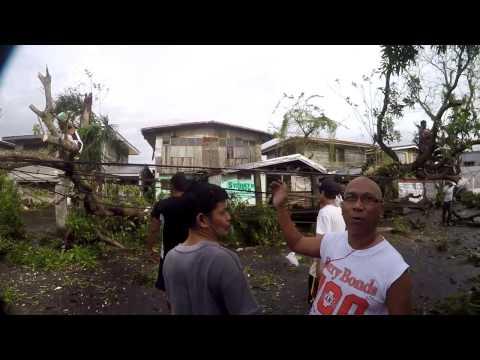 Day After Typoon Nina Naga City Philippines 1 of 2