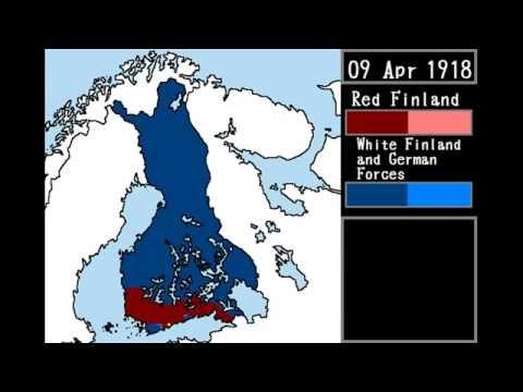 The Finnish Civil War