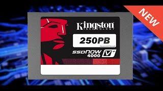 What it Feels Like To Get 250 PetaByte SSD