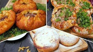 Беляши и ватрушки - Рецепты от Со Вкусом