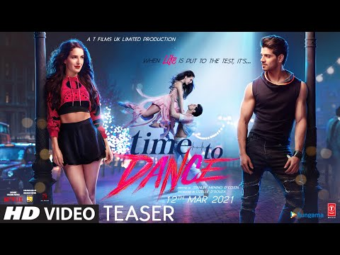 Time To Dance : Official Teaser | Sooraj Pancholi | Isabelle Kaif | T-Series | Full Movie Online