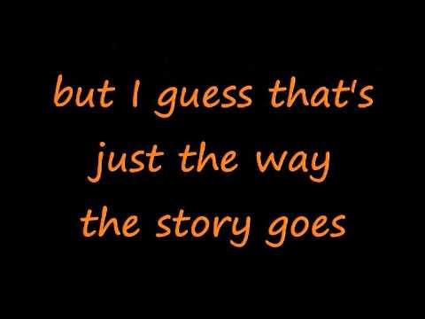 Mariah Carey - Without You (lyrics on screen)