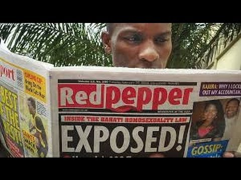 "Uganda Newspaper Prints List of ""Top 200 Homosexuals"""