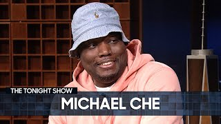 Michael Che Thought Colin Jost's Weekend Update Joke Swap Idea Was a Prank | The Tonight Show