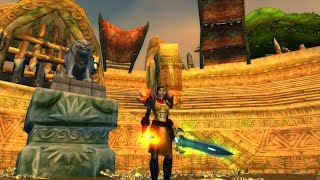 Vanilla Rogue Sword And Dagger PVP BG Live Commentary