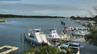 Southampton Marine Science Center Webcam  August 20, 2018