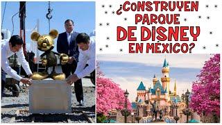 ¿querétaro Será La Sede Del Nuevo Parque De Disney En MÉxico?