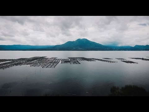 BALI - Batur & Trunyan - Trying to Stay Positive // vlog 12