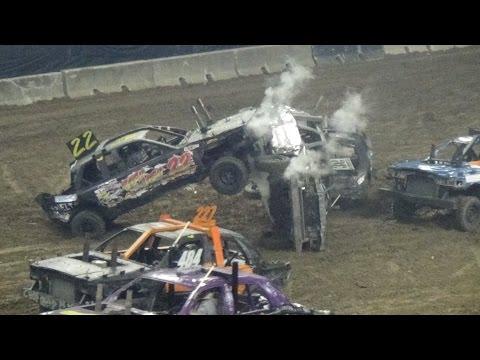 Bluegrass Bash 2017 Demolition Derby- Highlights & Winners