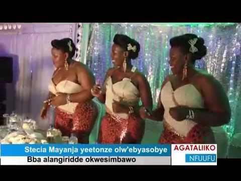 Stecia Mayanja yeetonze olw'ebyasobye