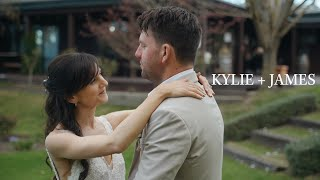 This is Kylie and James  || The Vines Club || Cinematic wedding highlight film