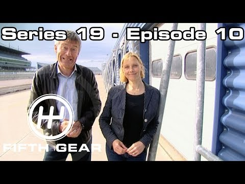 Fifth Gear: Series 19 Episode 10 (10th Anniversary Special)