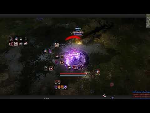 FT10 1v1 Amaora(Sorc) vs KrimsonSky(Ninja) | Black Desert Online PvP