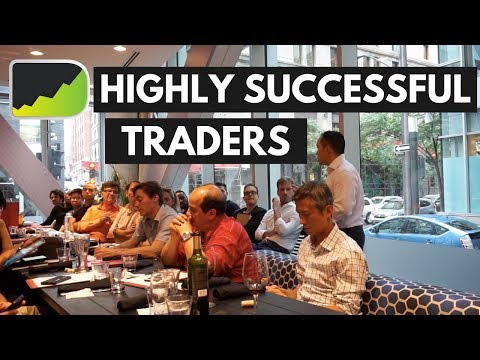Highly Successful Traders Are Right Here! | Montreal Forex Trading Vlog