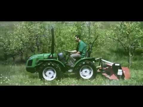 Traktory FERRARI Promo Video
