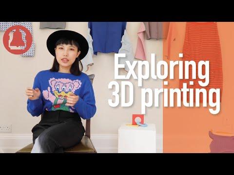 EXPLORING 3D PRINTING