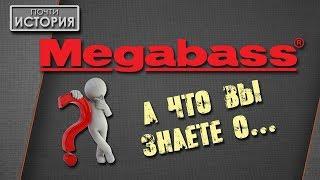 MEGABASS ... is all you need to know (Yuki Ito / Yuki Ito)