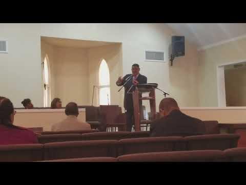 3/11/2018 fellowship Babb Memorial King Soloman Missionary Baptist