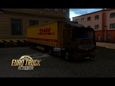 Delivery 2 - Orient Express v7.0 (for Euro Truck Simulator 2 v1.21.x) GAMEPLAY