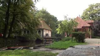 BERENSCHOT'S WATERMOLEN EN DE ÖLLIEMÖLLE, WINTERSWIJK