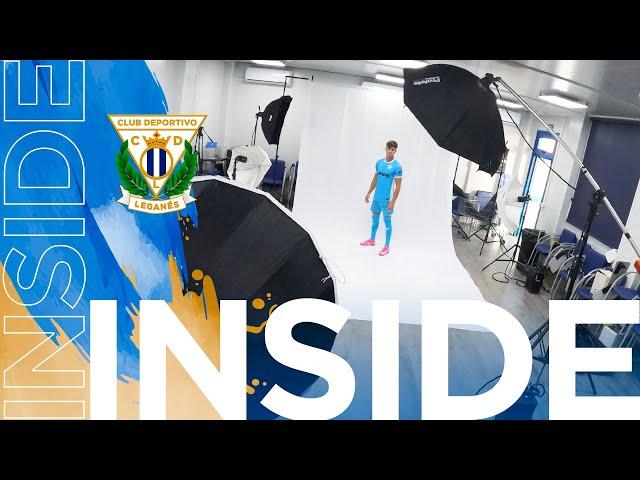 📹 INSIDE | El equipo realiza las fotos oficiales 2020/21 en el Media Day