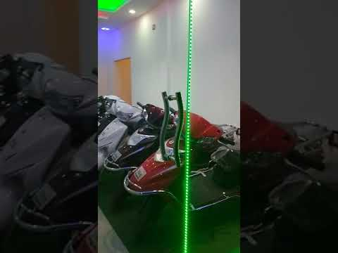 Electric battery operated scooter selling start at Nagaon . 190 km. in a single charge.