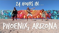 24 HOURS in PHOENIX, ARIZONA - USA Bro Trip Ep 4