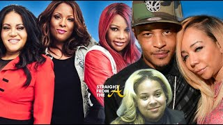 ATLien LIVE!!! Salt n' Pepa vs Spinderella | TI & Tiny vs Glam University & More | Open Topics