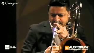 Masoral - del M. Luigi Benigno per trombone.Trombonista Massimo La Rosa