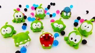 Ам Ням маленькі іграшки в кульки ORBEEZ Пограємо разом Відео для малюків