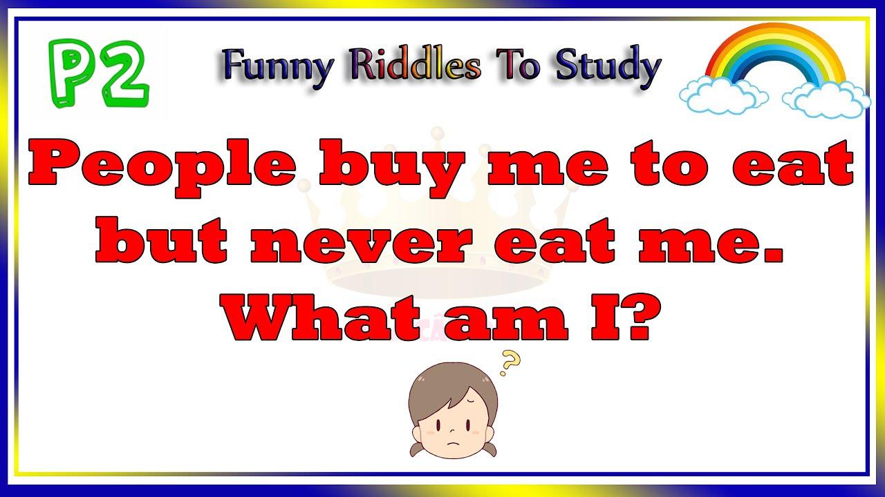 Những câu đố tiếng anh thú vị có đáp án-Giúp trẻ học tiếng anh-Funny riddles to study 2