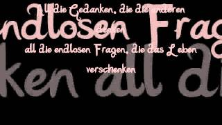 Christina Stürmer - Himmel Ins All Lyrics