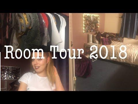 Room Tour 2018 // Queen Margaret Residences // University of Glasgow