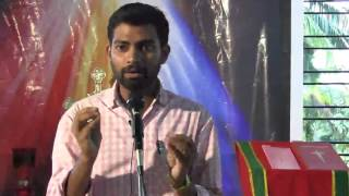 127 -Trivandrum Retreat  by Br Thomas Paul 24 to 28th Sep 2016