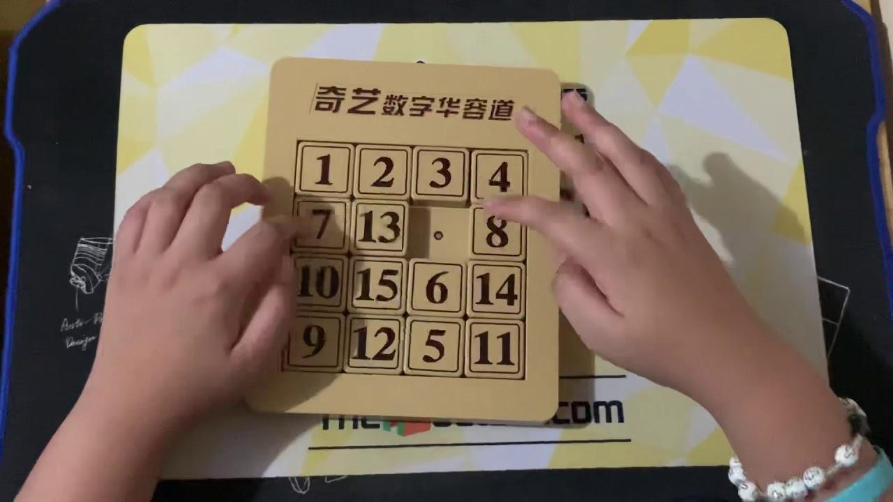 Hasil gambar untuk qiyi magnetic klotski puzzle
