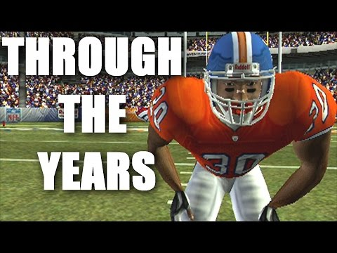 Terrell Davis Through The Years - Madden 97 - ESPN NFL 2K4