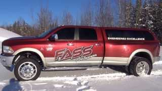 FASS Cold Weather Testing