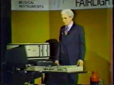 Bob Moog Fairlight Intro