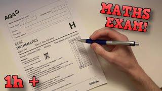 [ASMR] I Took a High School Maths Exam! screenshot 2
