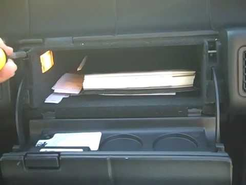 Cadillac Allante Bose Car CDM Tuner Stereo Removal  Repair replace
